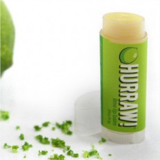 Бальзам для губ Hurraw! Lime Lip Balm