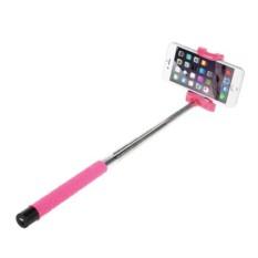 Селфи-монопод KJstar Z06-3 Pink с кнопкой Bluetooth