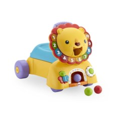 Ходунки-каталка Fisher-Price Лев
