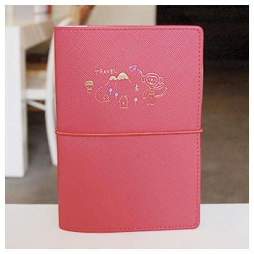 Обложка д.паспорта  Dream Passport Case – Hot pink