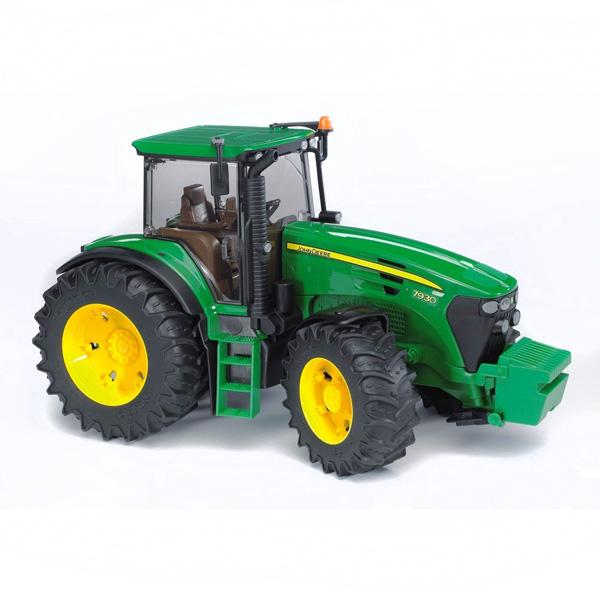 Трактор с подъемным капотом Bruder