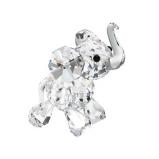 Хрустальная статуэтка Слоненок
