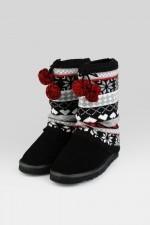 Гетры для обуви Сердечки