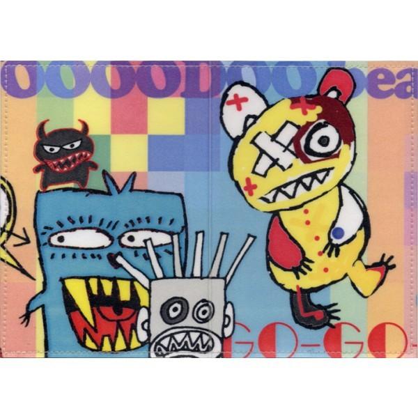 Обложка для паспорта Go-Go