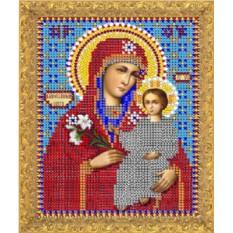 Набор для вышивания бисером Богородица Благоуханный Цвет
