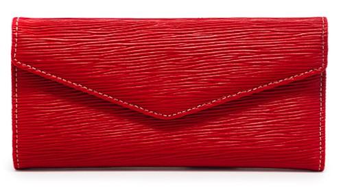 Красный кошелек Vivid