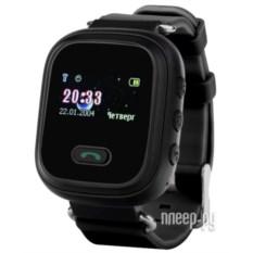 Умные детские часы Wonlex GW900S Black
