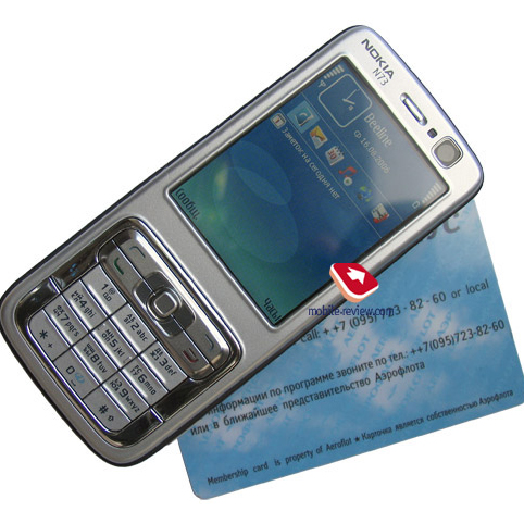 GSM/UMTS-смартфон Nokia N73