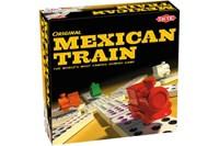 Игра Мексиканский поезд (Домино)