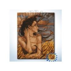 Картины по номерам «Осенний ветер»
