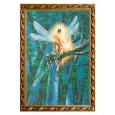 Картина из каменной крошки Лесной эльф (40х60 см)