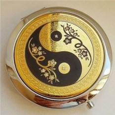 Карманное зеркало «Инь-Ян»