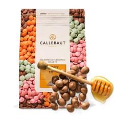 Молочный шоколад с медом Callebaut с медом (2,5 кг)