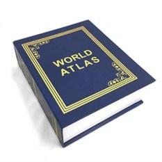 Книга-сейф Атлас Мира