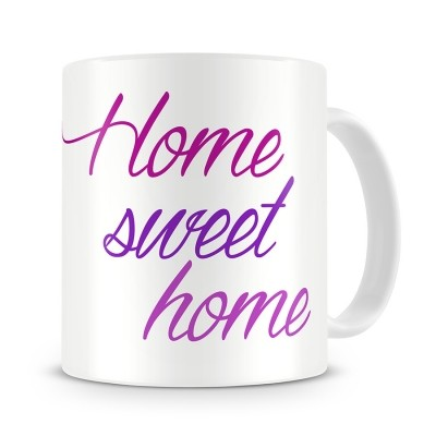 Кружка Home sweet home
