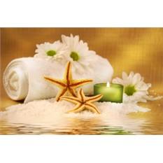 Подарочный сертификат Пилинг с морск. водорослями + массаж