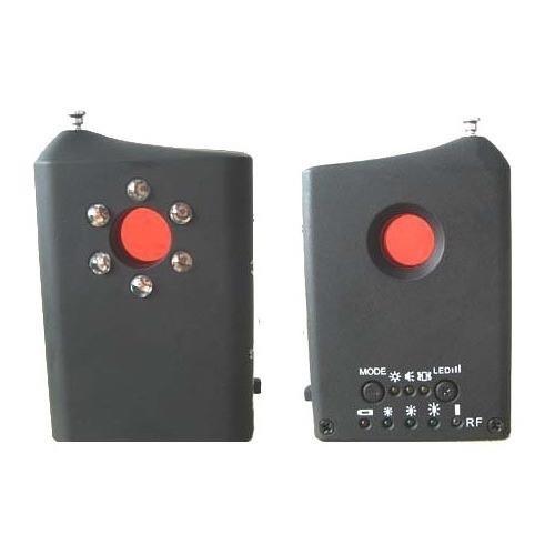 Детектор-обнаружитель скрытых видеокамер и индикатор поля 2 в 1 LD-RF1
