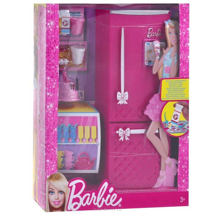 Набор мебели Barbie Компактная комната. Кухня