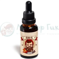 Масло для бороды Borodist Beard Oil Warming