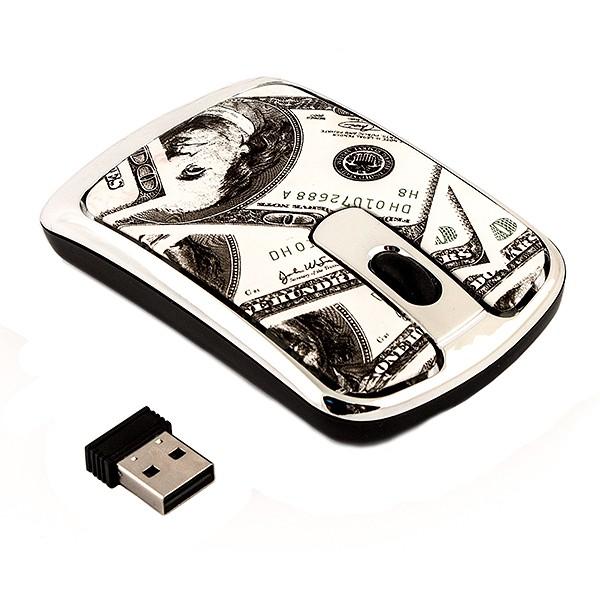 Беспроводная мышь для ПК Доллар