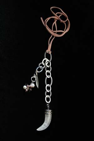 Подвеска на шнурке Les Perles de noa