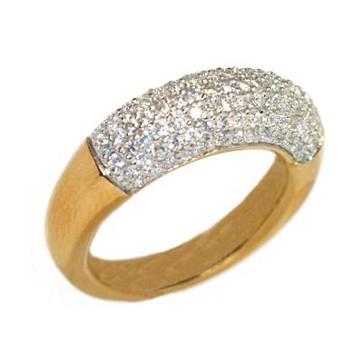 Кольцо с цирконами Cerruti1881