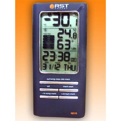 Цифровой комнатный термогигрометр