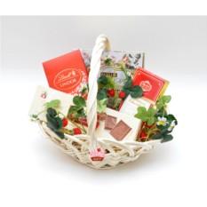 Подарочная корзина Весенняя свежесть