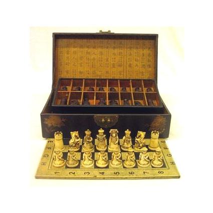Шахматы «Династия Чин»