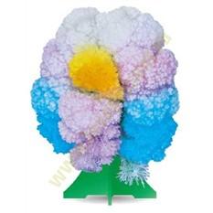 Волшебные кристаллы Чудесное разноцветное дерево