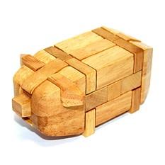 Головоломка деревянная (К62)