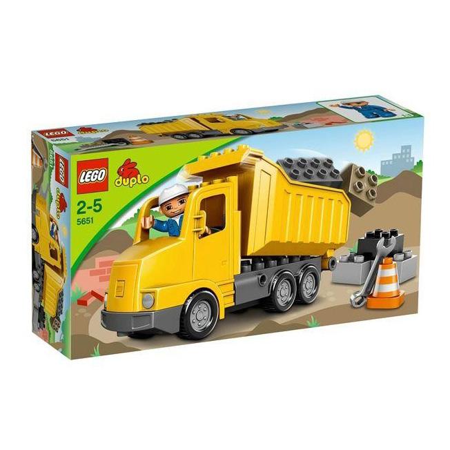 Lego Duplo «Самосвал»