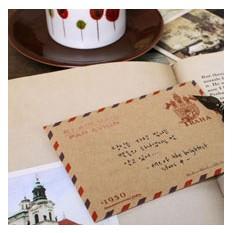 Винтажный конверт Praha