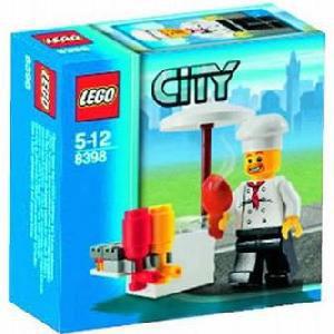 Набор Lego «Барбекю»