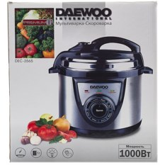 Скороварка Daewoo dec-3565