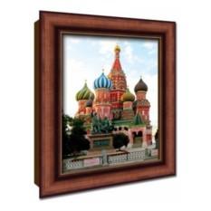Объемный постер Собор Василия Блаженного от Vizzle