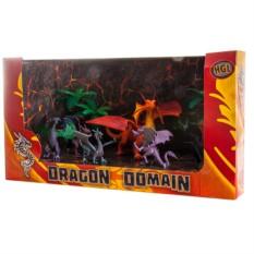 Набор фигурок Драконы