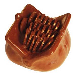 Шоколадный кошелёк с деньгами