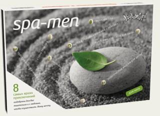 Подарочный сертификат Spa Men