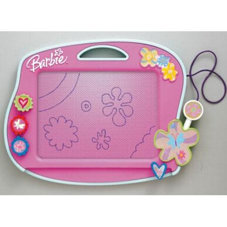 Дисплей для рисования «Барби»