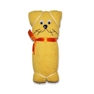 Полотенце «Жёлтый кот»