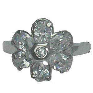 Кольцо «Цветочек»