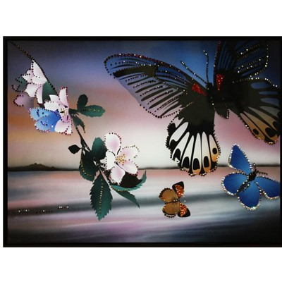 Картина «Полёт бабочек»