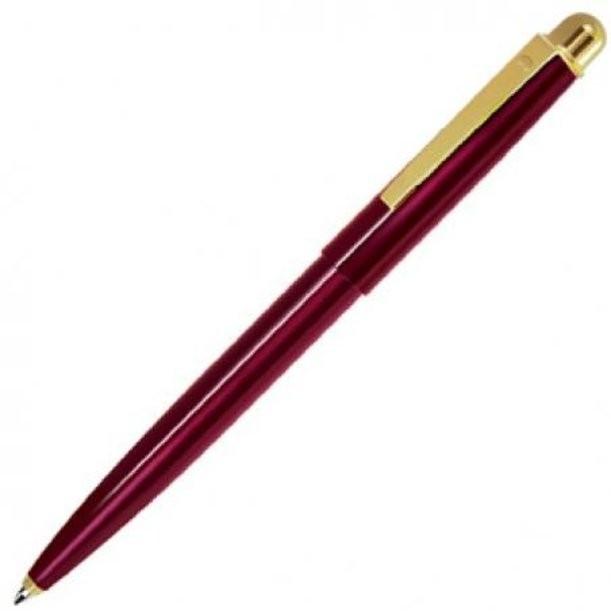 Красная шариковая ручка Delta new