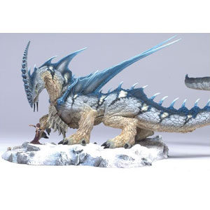 McFARLANE DRAGONS - ICE DRAGON CLAN