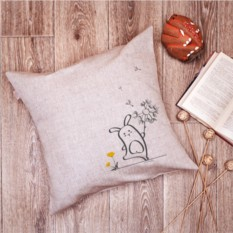 Подушка Одуванчик
