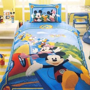 Детское постельное белье Mickey Play