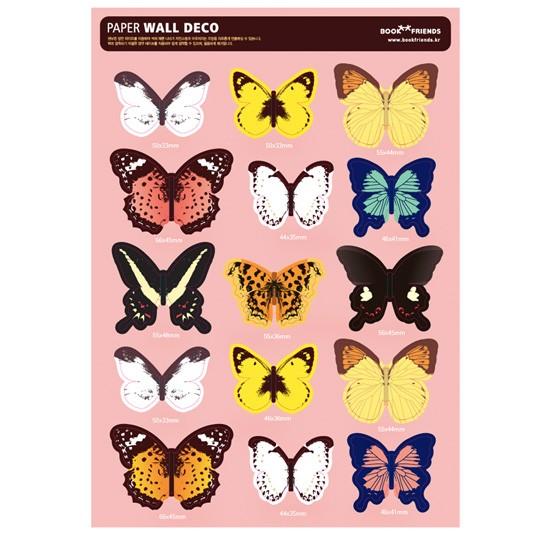 Декор для стен Butterfly
