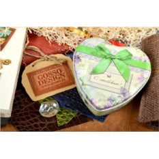 Подарочный набор с мыльными лепестками С любовью