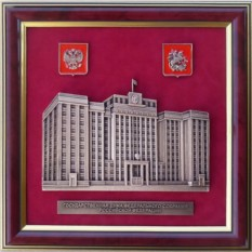 Панно Государственная дума РФ